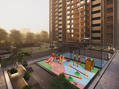 Gallery Cover Image of 1050 Sq.ft 2 BHK Apartment for buy in Saanvi Celesta, Ghuma for 4300000