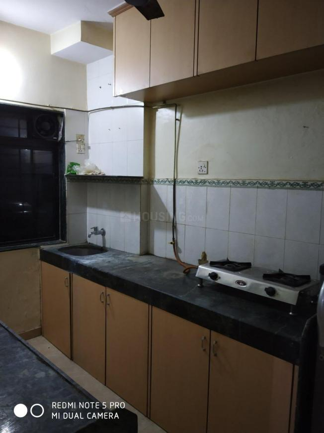 Kitchen Image of 475 Sq.ft 1 BHK Apartment for rent in Andheri East for 28000