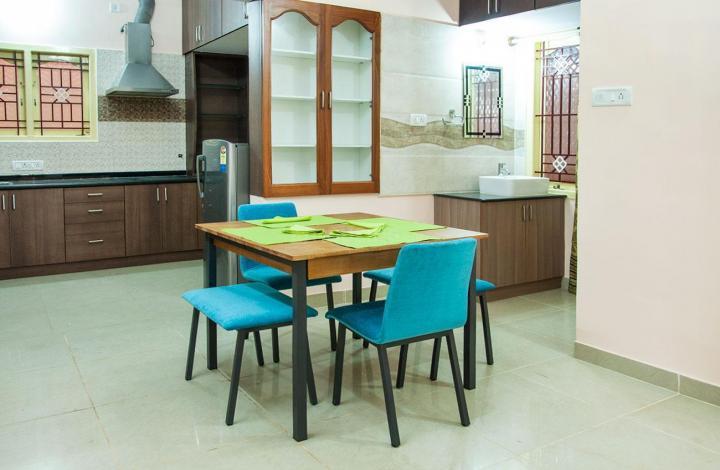 Dining Room Image of PG 4642215 Amrutahalli in Amrutahalli