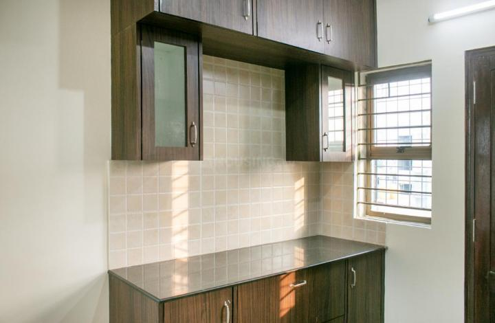 Kitchen Image of 1000 Sq.ft 2 BHK Independent House for rent in Kalyan Nagar for 22000