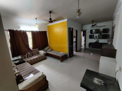 Gallery Cover Image of 1000 Sq.ft 2 BHK Apartment for rent in Kabra Happy Valley, Thane West for 28000