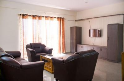 Living Room Image of B-805 Rajatha Green Apartment in HBR Layout