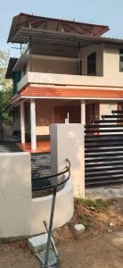Gallery Cover Image of 1500 Sq.ft 4 BHK Independent House for buy in Mulanthuruthy for 7000000
