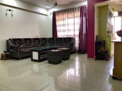 Gallery Cover Image of 1200 Sq.ft 2 BHK Apartment for rent in Rabale for 36000
