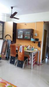 Gallery Cover Image of 800 Sq.ft 2 BHK Apartment for rent in Cosmos Park, Thane West for 22500