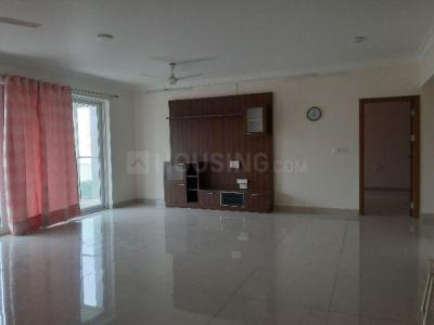 Gallery Cover Image of 2500 Sq.ft 4 BHK Apartment for rent in Puravankara Whitehall, Harlur for 45000