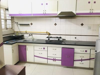 Gallery Cover Image of 2522 Sq.ft 3 BHK Apartment for rent in Prahlad Nagar for 36000