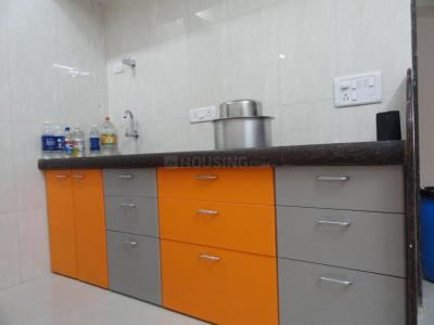 Gallery Cover Image of 1200 Sq.ft 3 BHK Apartment for rent in Safal Shree Saraswati CHSL Plot 8 A, Chembur for 50000