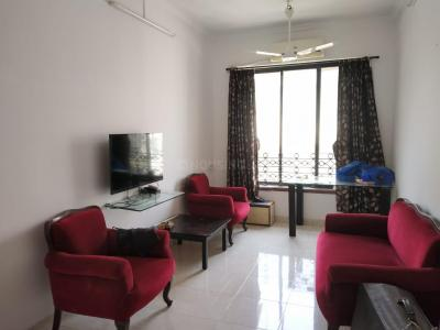 Gallery Cover Image of 700 Sq.ft 1 BHK Apartment for rent in Bandra West for 48000