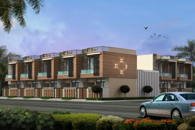 Gallery Cover Image of 1600 Sq.ft 3 BHK Villa for buy in Sanganer for 3800000