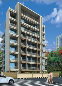 Gallery Cover Image of 621 Sq.ft 1 BHK Apartment for buy in Belapur CBD for 6900000