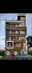 Gallery Cover Image of 2430 Sq.ft 4 BHK Independent Floor for buy in Sector 42 for 8600000