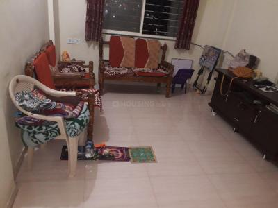 Gallery Cover Image of 635 Sq.ft 1 BHK Apartment for rent in Pimple Gurav for 14000