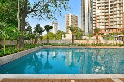 Gallery Cover Image of 820 Sq.ft 2 BHK Apartment for rent in Indiabulls Greens, Kon for 8500
