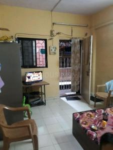 Gallery Cover Image of 270 Sq.ft 1 RK Apartment for buy in Gram Devta Sankul, Vashi for 1250000