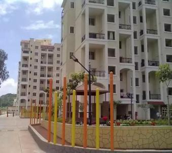 Gallery Cover Image of 1600 Sq.ft 2 BHK Apartment for rent in Tingre Nagar for 32000