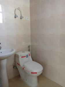 Bathroom Image of 1350 Sq.ft 3 BHK Apartment for buy in Ambesten Vihaan Heritage, Noida Extension for 3500000