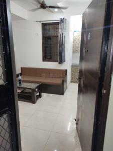 Gallery Cover Image of 600 Sq.ft 1 BHK Independent Floor for rent in Sheikh Sarai for 16000