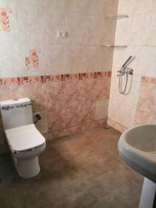 Common Bathroom Image of Furnished PG in Sector 12 Dwarka