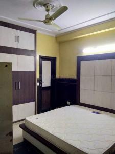 Bedroom Image of Girls PG Noida Near Metro Station in Sector 15
