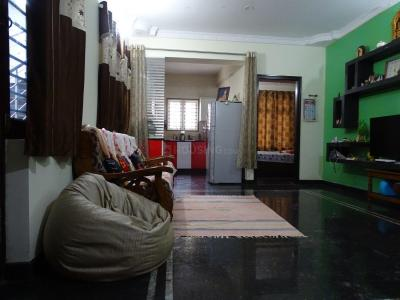 Gallery Cover Image of 1100 Sq.ft 3 BHK Independent House for rent in Vijayanagar for 23000