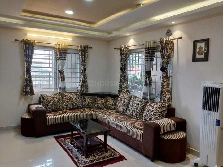 Living Room Image of One Fine PG in HBR Layout