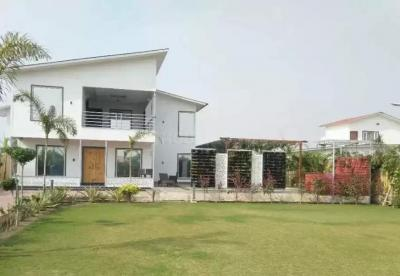 Gallery Cover Image of 972 Sq.ft 2 BHK Villa for buy in Dkrrish Green Beauty Farms, Nagli Sabapur for 7000000
