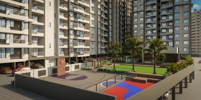 Gallery Cover Image of 939 Sq.ft 2 BHK Apartment for buy in Pristine Greens Phase III, Moshi for 4250000