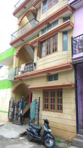 Gallery Cover Image of 600 Sq.ft 2 BHK Independent Floor for rent in Kumaraswamy Layout for 10500