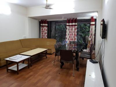Gallery Cover Image of 1620 Sq.ft 3 BHK Apartment for rent in Vile Parle West for 100000