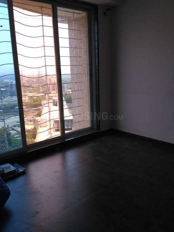 Living Room Image of 686 Sq.ft 1 BHK Apartment for rent in Bhandup West for 23500