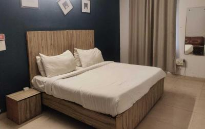 Bedroom Image of PG In Sector 124 Noida For Boys, Girls & Couples in Sector 124
