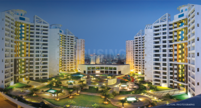 Gallery Cover Image of 1200 Sq.ft 2 BHK Apartment for buy in Concrete Sai Saakshaat, Kharghar for 15000000