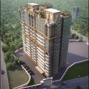 Gallery Cover Image of 870 Sq.ft 2 BHK Apartment for buy in Millionaire Heritage, Andheri West for 21800000