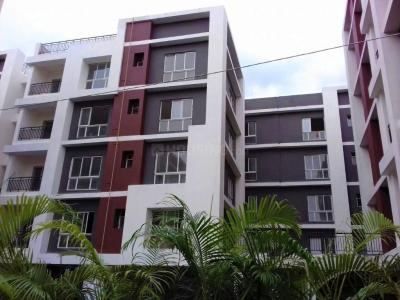 Gallery Cover Image of 792 Sq.ft 2 BHK Apartment for rent in MBPS Waterview, Rajpur Sonarpur for 10000