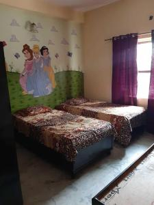 Bedroom Image of Sidhu Girls PG in Greater Kailash I