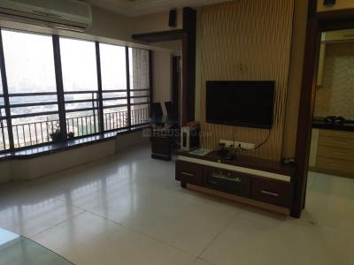 Gallery Cover Image of 650 Sq.ft 1 BHK Apartment for rent in Landmark Towers, Dadar East for 55000