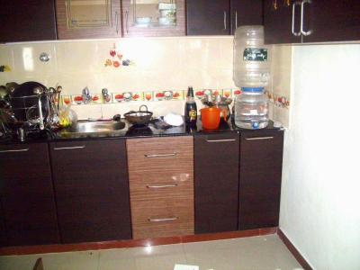 Gallery Cover Image of 1000 Sq.ft 1 BHK Independent Floor for rent in R. T. Nagar for 9000