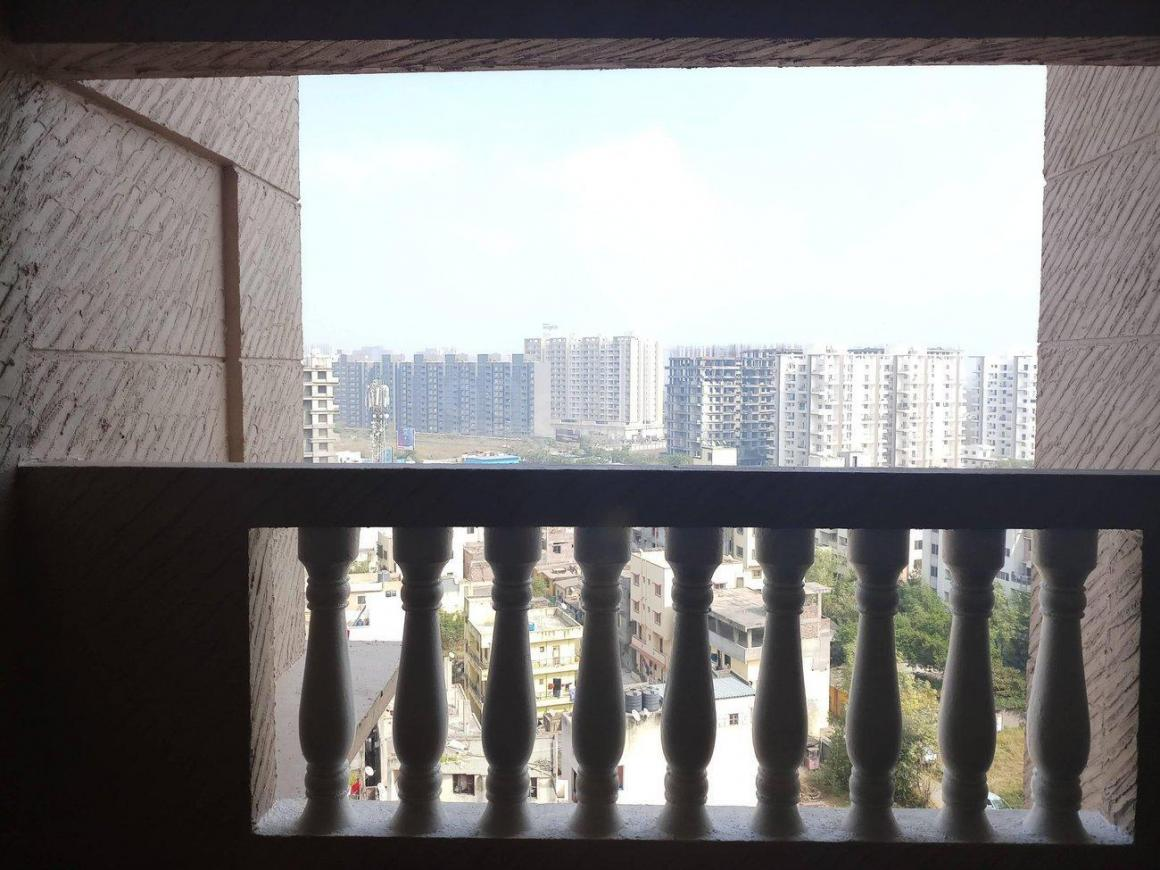 Living Room Image of 1369 Sq.ft 3 BHK Apartment for rent in Mundhwa for 35000