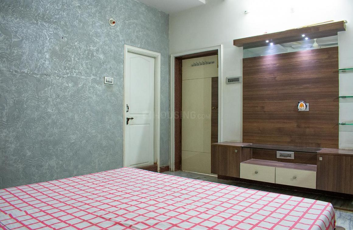 Bedroom Image of 2000 Sq.ft 3 BHK Apartment for rent in Serilingampally for 50000