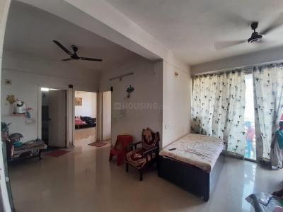 Gallery Cover Image of 1215 Sq.ft 2 BHK Apartment for buy in Chandkheda for 4300000