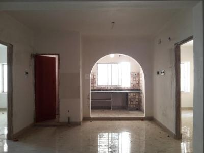 Gallery Cover Image of 1018 Sq.ft 3 BHK Apartment for rent in Kaikhali for 14000