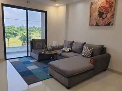 Gallery Cover Image of 690 Sq.ft 1 BHK Apartment for buy in Indore GPO for 2200000