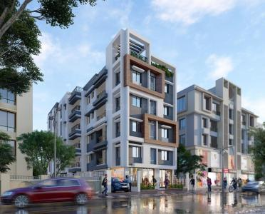 Gallery Cover Image of 1025 Sq.ft 2 BHK Apartment for buy in Mukundapur for 5432500