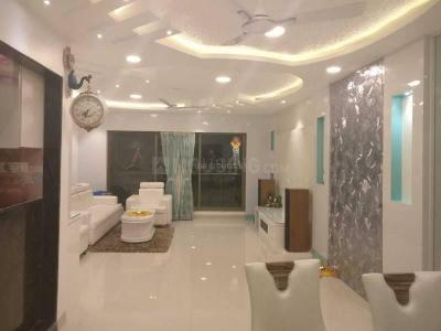 Gallery Cover Image of 1850 Sq.ft 3 BHK Apartment for buy in Sunteck Signia Oceans, Airoli for 34000000