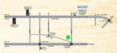 3100 Sq.ft Residential Plot for Sale in Rau, Indore