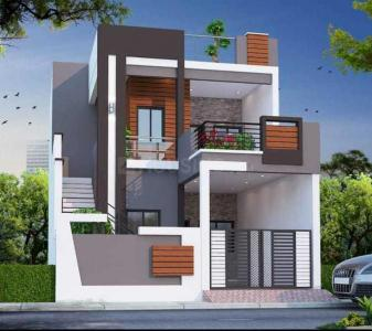 Gallery Cover Image of 600 Sq.ft 1 BHK Independent House for buy in Mowa for 1450000
