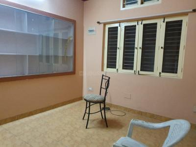 Gallery Cover Image of 550 Sq.ft 1 BHK Independent House for rent in Murugeshpalya for 13500