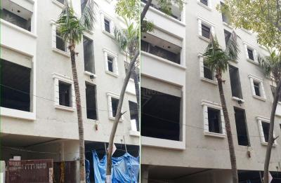Gallery Cover Image of 1000 Sq.ft 1 BHK Apartment for rent in Madhapur for 11250