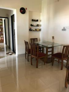Gallery Cover Image of 1250 Sq.ft 3 BHK Apartment for rent in Santacruz East for 80000